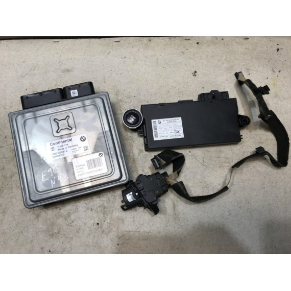 7595179 ЭБУ DME Блок управления  BMW E60 90 купить в Интернет-магазине