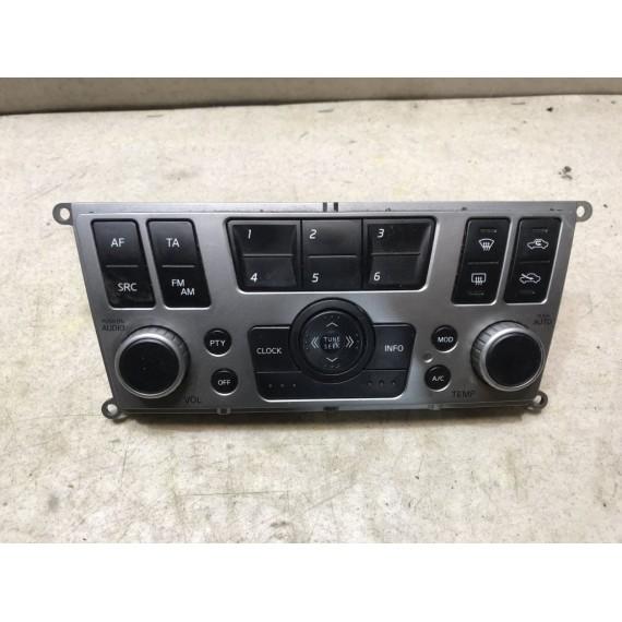 28395BN801 Панель управления Nissan Almera N16 купить в Интернет-магазине