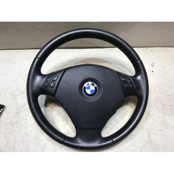 32306795568 Руль кожа BMW E90 рестайлинг купить в Интернет-магазине