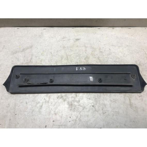 51117111768 Рамка под номер BMW X5 E53 купить в Интернет-магазине