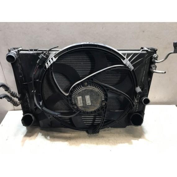 Кассета радиаторов в сборе BMW E90LCI N47D20C купить в Интернет-магазине