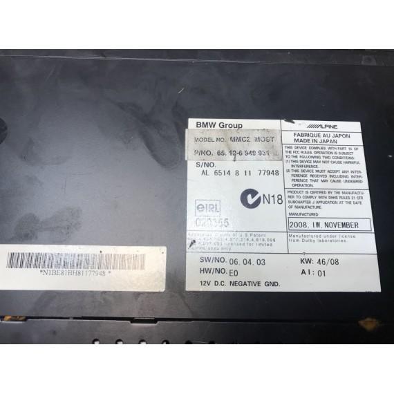 65126949931 CD-чейнджер BMW E65 купить в Интернет-магазине