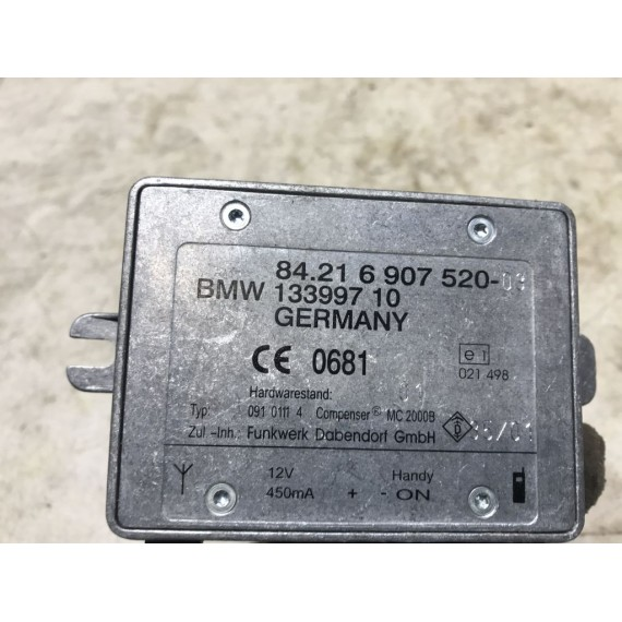84216907520 Блок усилителя Антенный BMW X5 E53 купить в Интернет-магазине