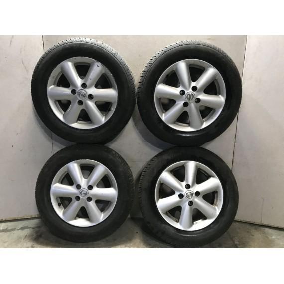 Колеса в сборе R15 Nissan Note E11 купить в Интернет-магазине