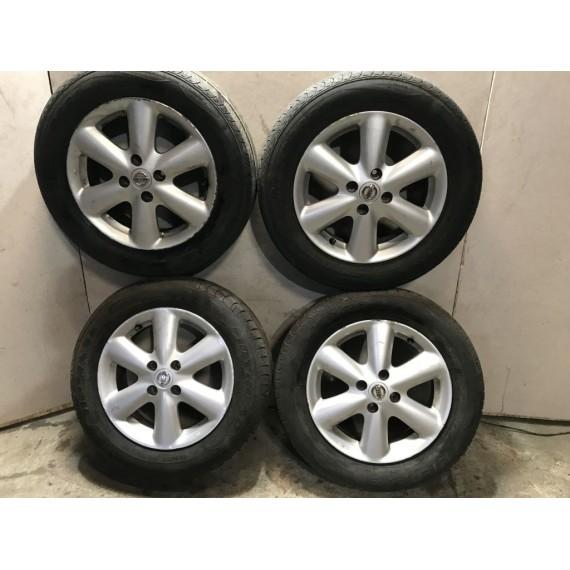Колеса в сборе Nissan Note E11 R15 купить в Интернет-магазине