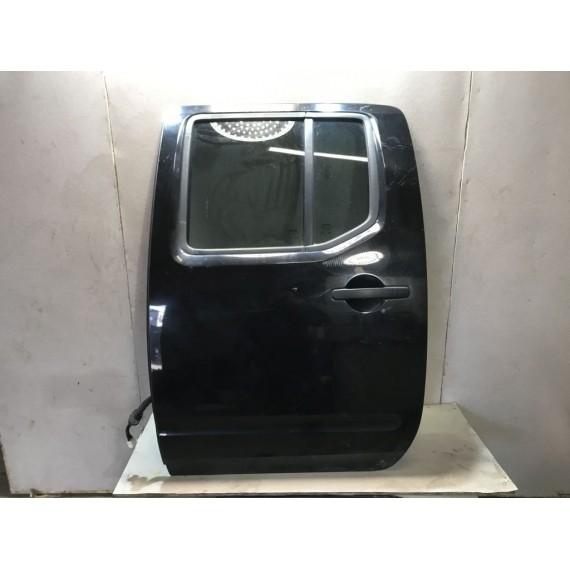 Дверь задняя левая Nissan Navara D40 82101EB332 купить в Интернет-магазине