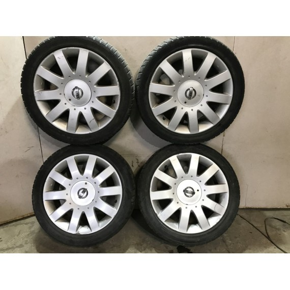 Колеса в сборе R17 225/45 Nissan Primera P12 зима купить в Интернет-магазине