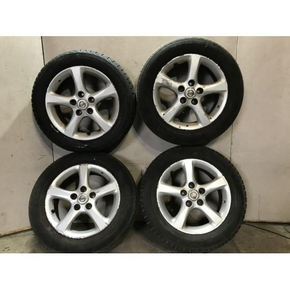Колеса в сборе R16 195/60 Nissan Primera P12 купить в Интернет-магазине