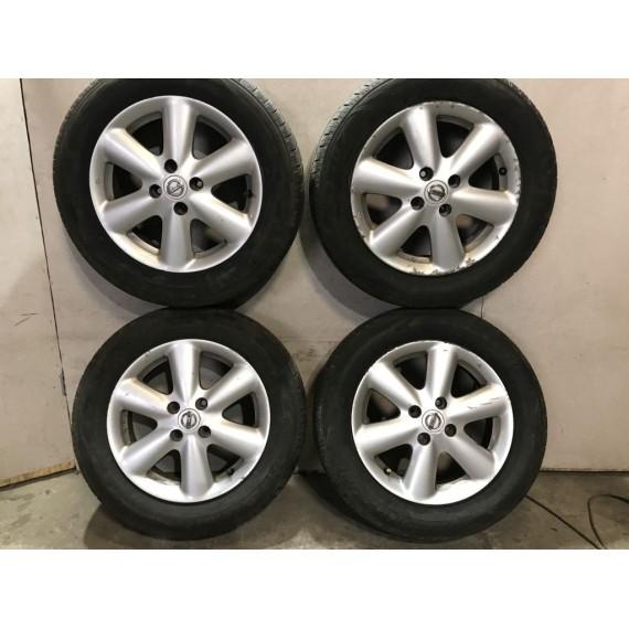 Колеса Nissan Note E11 185 65 R15 4x100 купить в Интернет-магазине