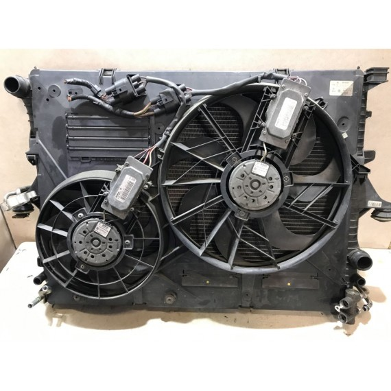 Кассета радиаторв в сборе VW Touareg 1 2.5 BAC купить в Интернет-магазине