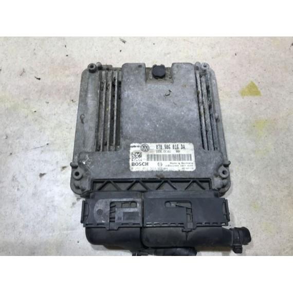 070906016 Блок управления двигателем VW Touareg 1 купить в Интернет-магазине