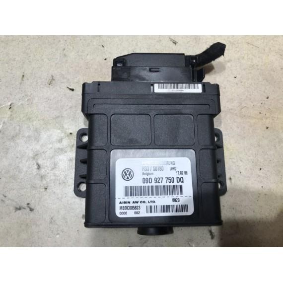 09D927750DQ Блок управления АКПП VW Touareg 1 купить в Интернет-магазине