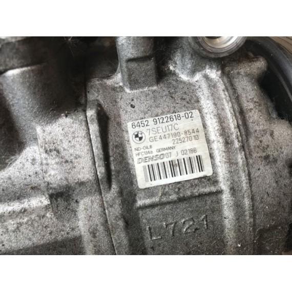 Купить Компрессор кондиционера BMW E60 E90 E87 E84 N52B30 в Интернет-магазине