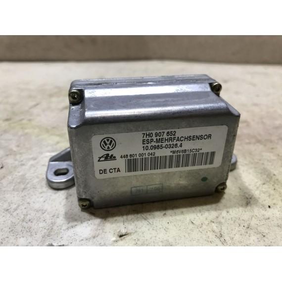 7E0907652A Датчик ускорения VW Touareg 1 купить в Интернет-магазине