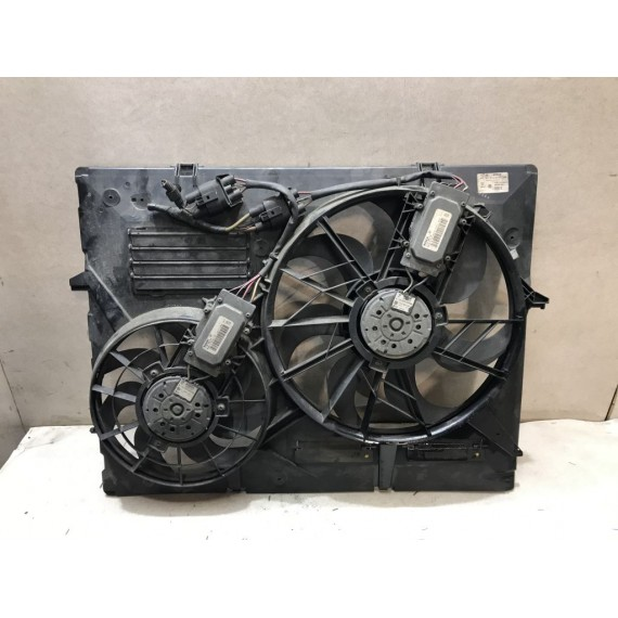 7L0121203F Диффузор радиаторв в сборе VW Touareg купить в Интернет-магазине