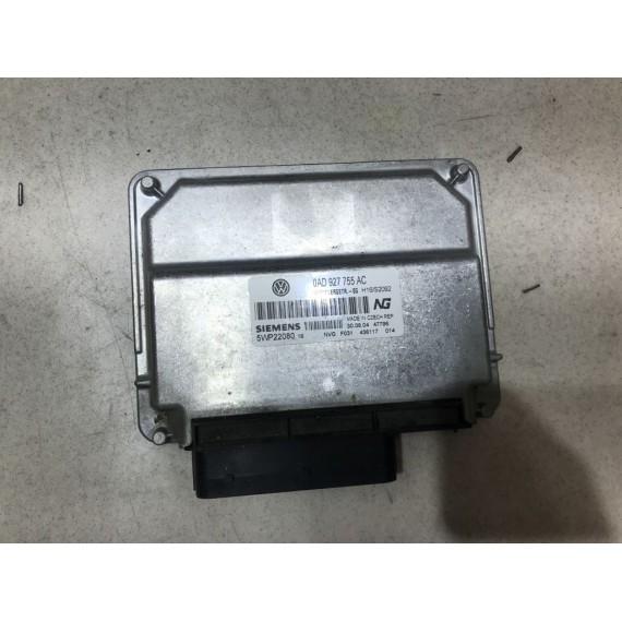 0AD927755AC Блок управления раздаткой VW Touareg 1 купить в Интернет-магазине