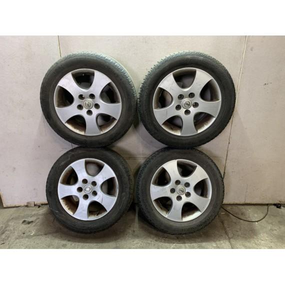 Колеса в сборе R16 Nissan Primera P12 купить в Интернет-магазине