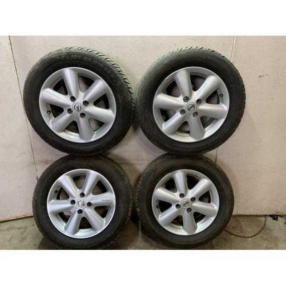 Колеса в сборе Nissan Note E11 185 65 R15 купить в Интернет-магазине